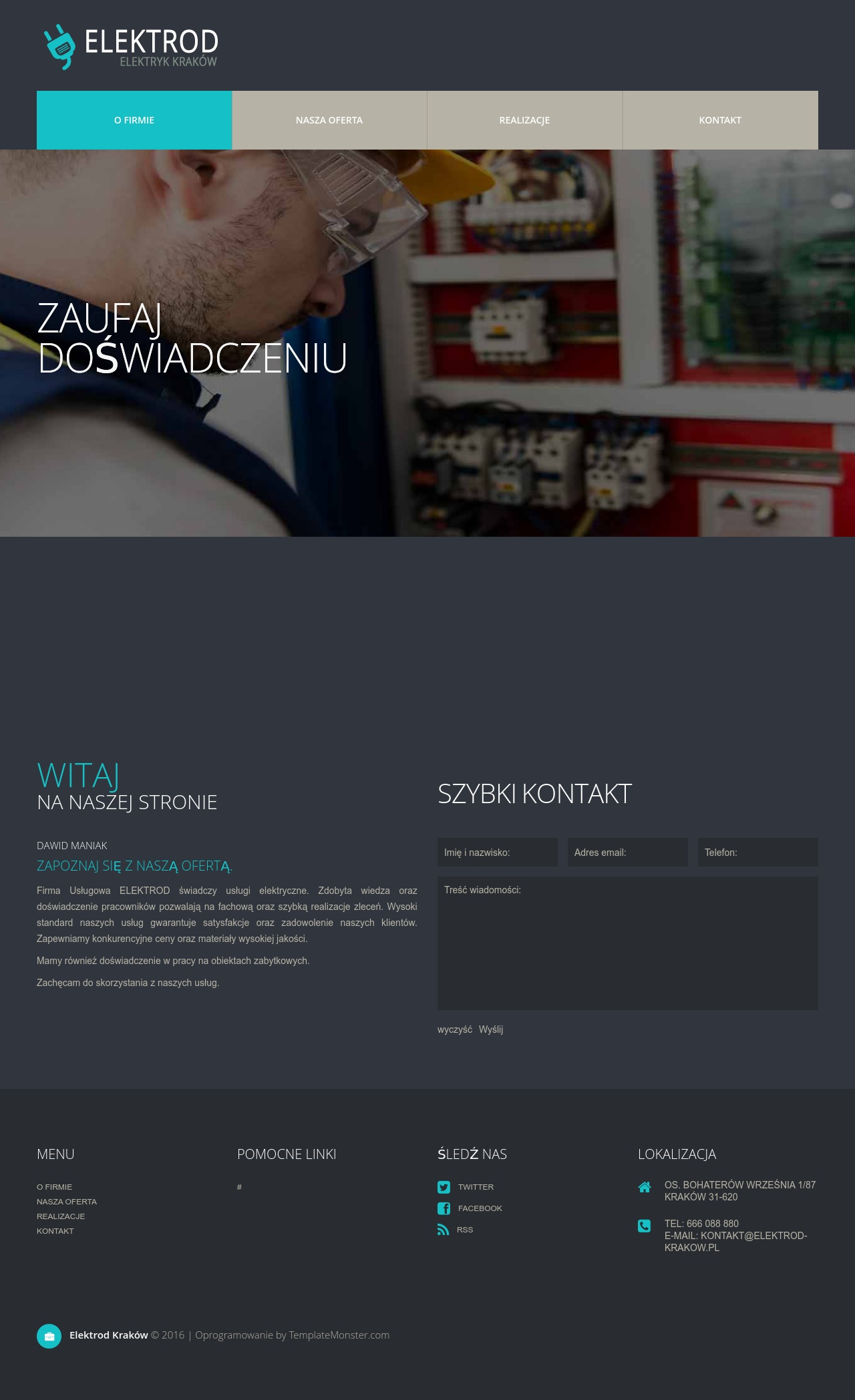 Elektrod-krakow.pl