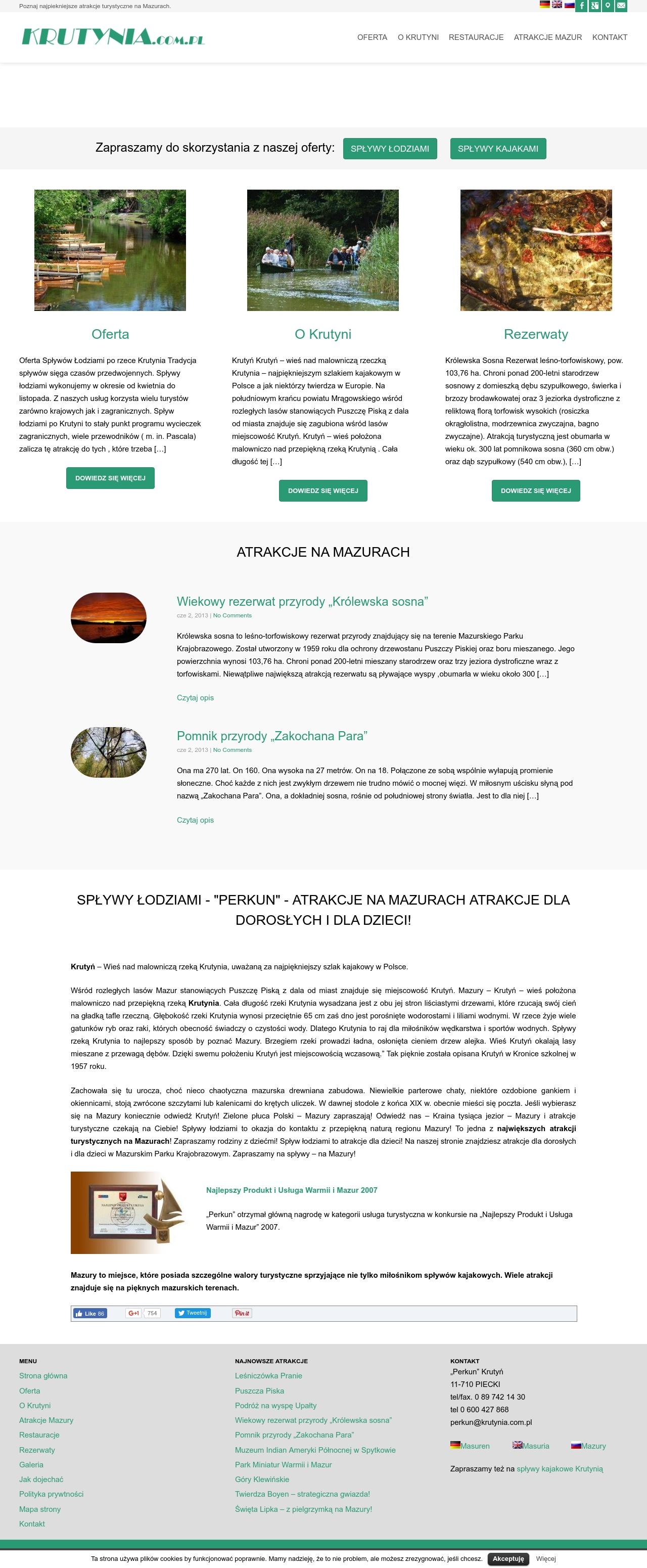 Krutynia.com.pl
